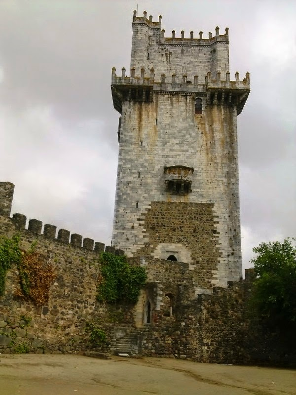 castillo de beja alentejo portugal