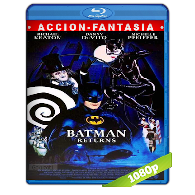 Batman 2 Regresa (1992) BRRip Full 1080p Audio Trial Latino-Castellano-Ingles 5.1