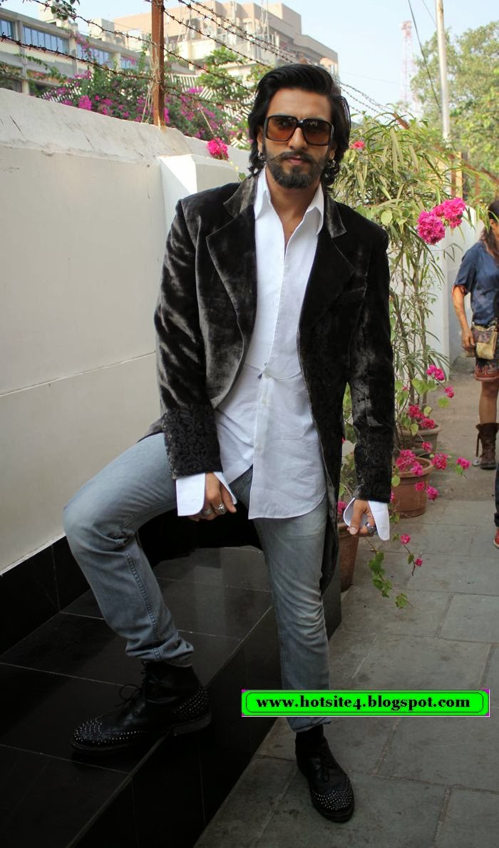 Ranveer Singh New Photos 2014