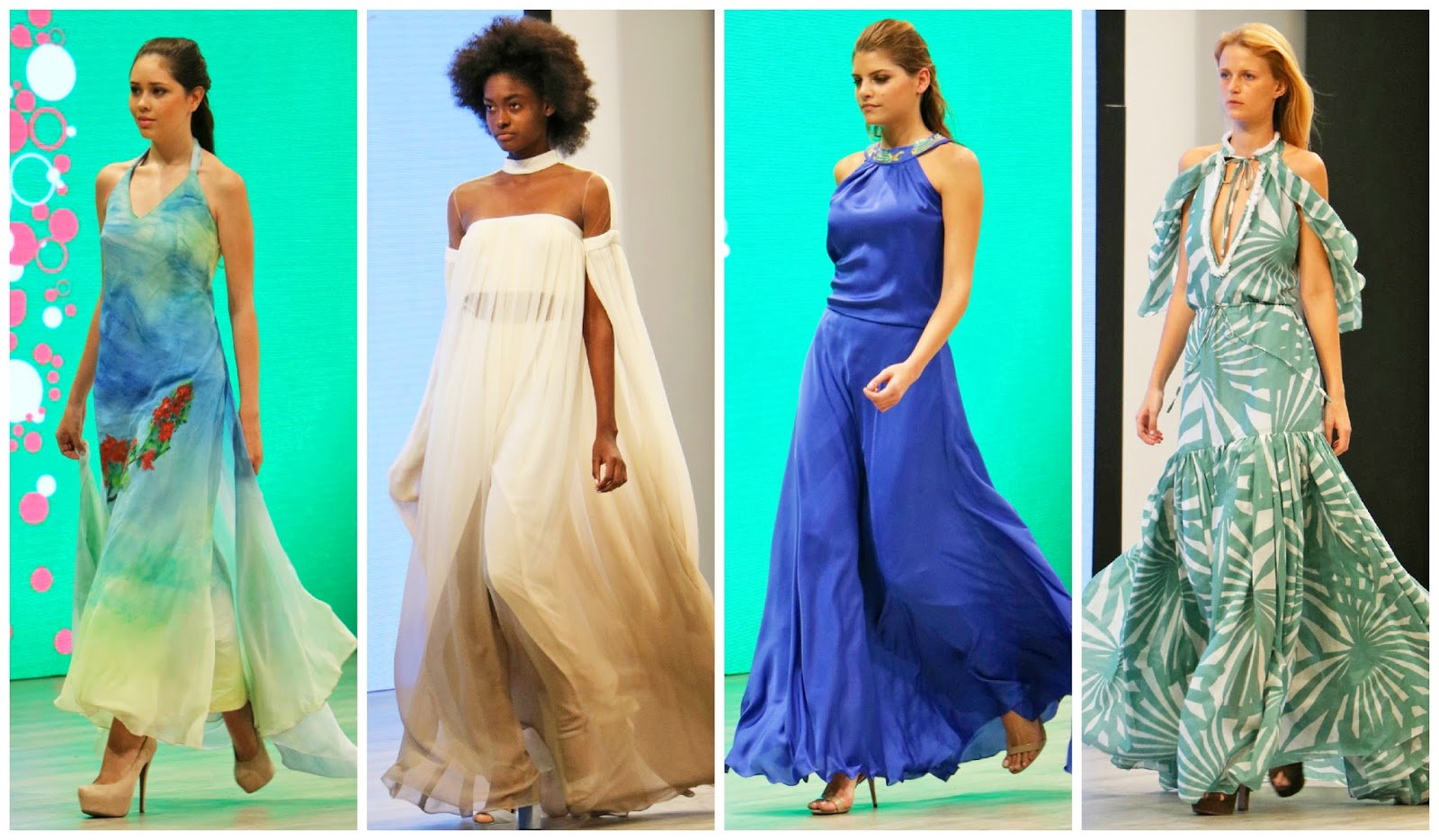 This Summer is all about light flowy fabrics when it comes to dresses. Click through for more Spring/Summer trends!