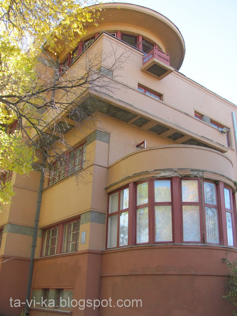 Симферополь дом корабль Жуковского, 5