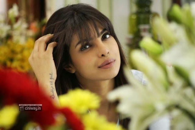 Priyanka Chopra Stills in Thoofan