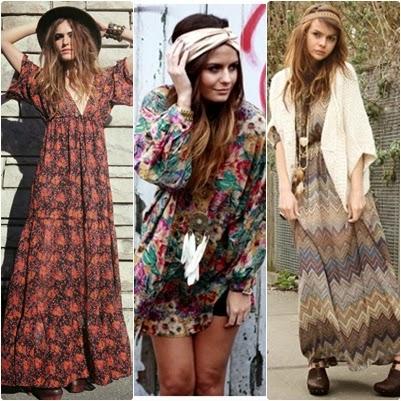 Diccionario de moda for Imagenes boho chic