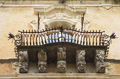 balcone catania