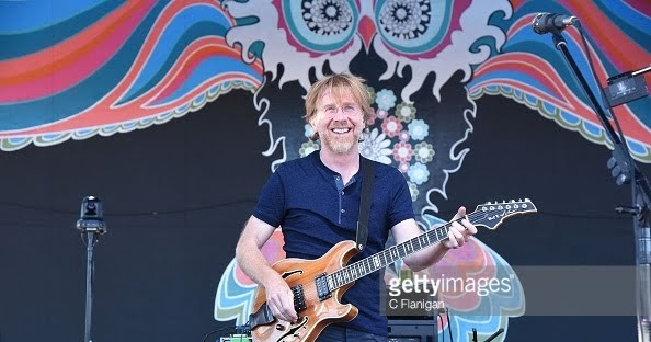THE FARMHOUSE PHISH 2015 By The Songs & Numbers