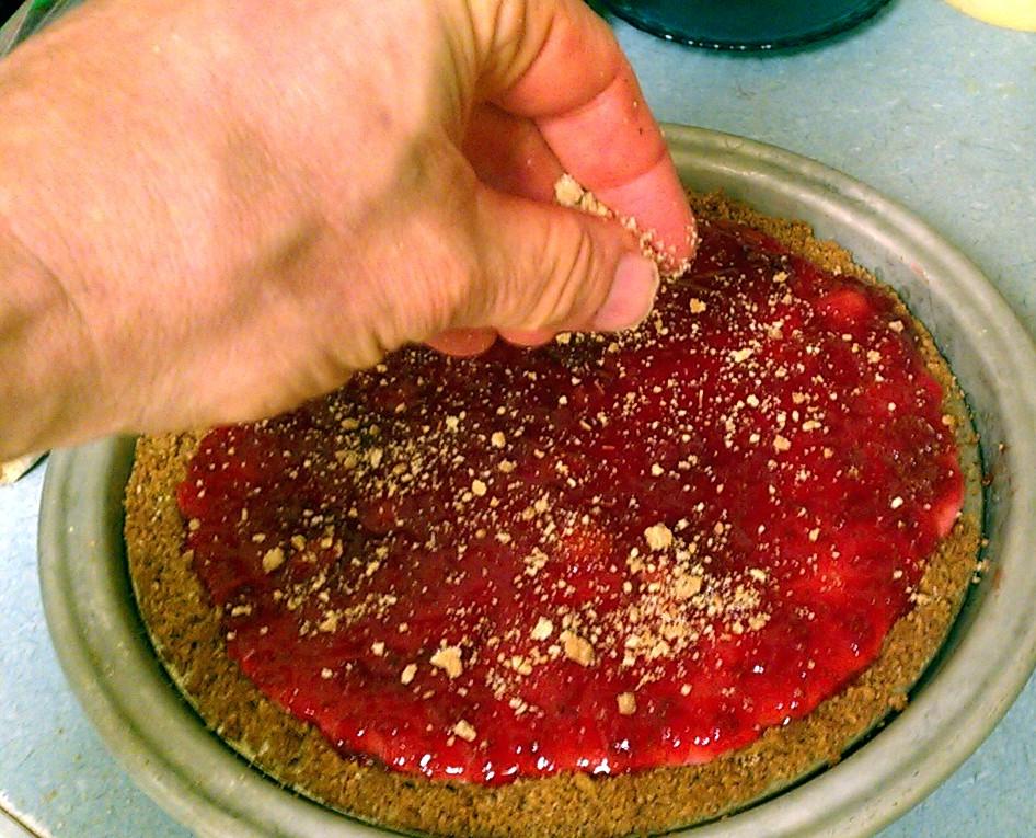 Chocolate Lovers' Butterscotch Chiffon Tart Recipe — Dishmaps