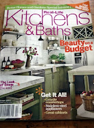 Featured in Better Homes and Gardens Real Life Kitchen and Bath Makeovers