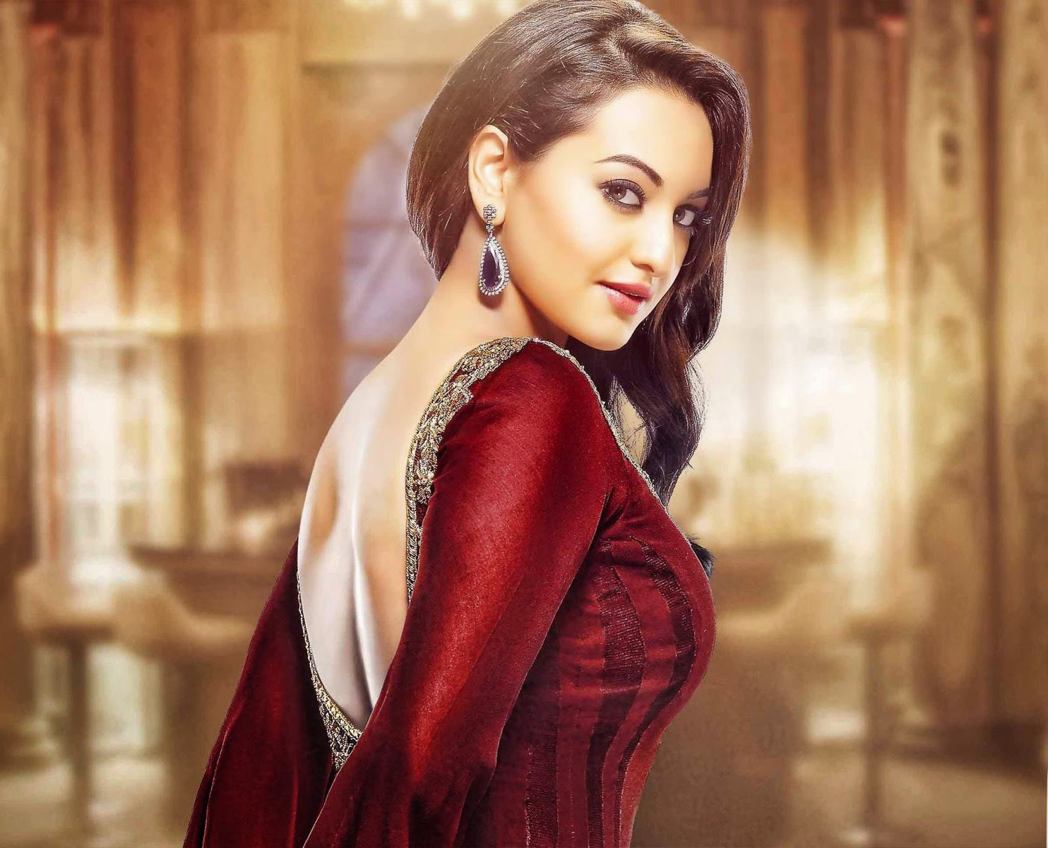 sonakshi sinha new hd wallpapers 2014 | beautiful world celebrities