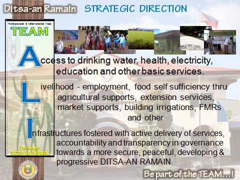 Ditsa-an Ramain Strategic Direction