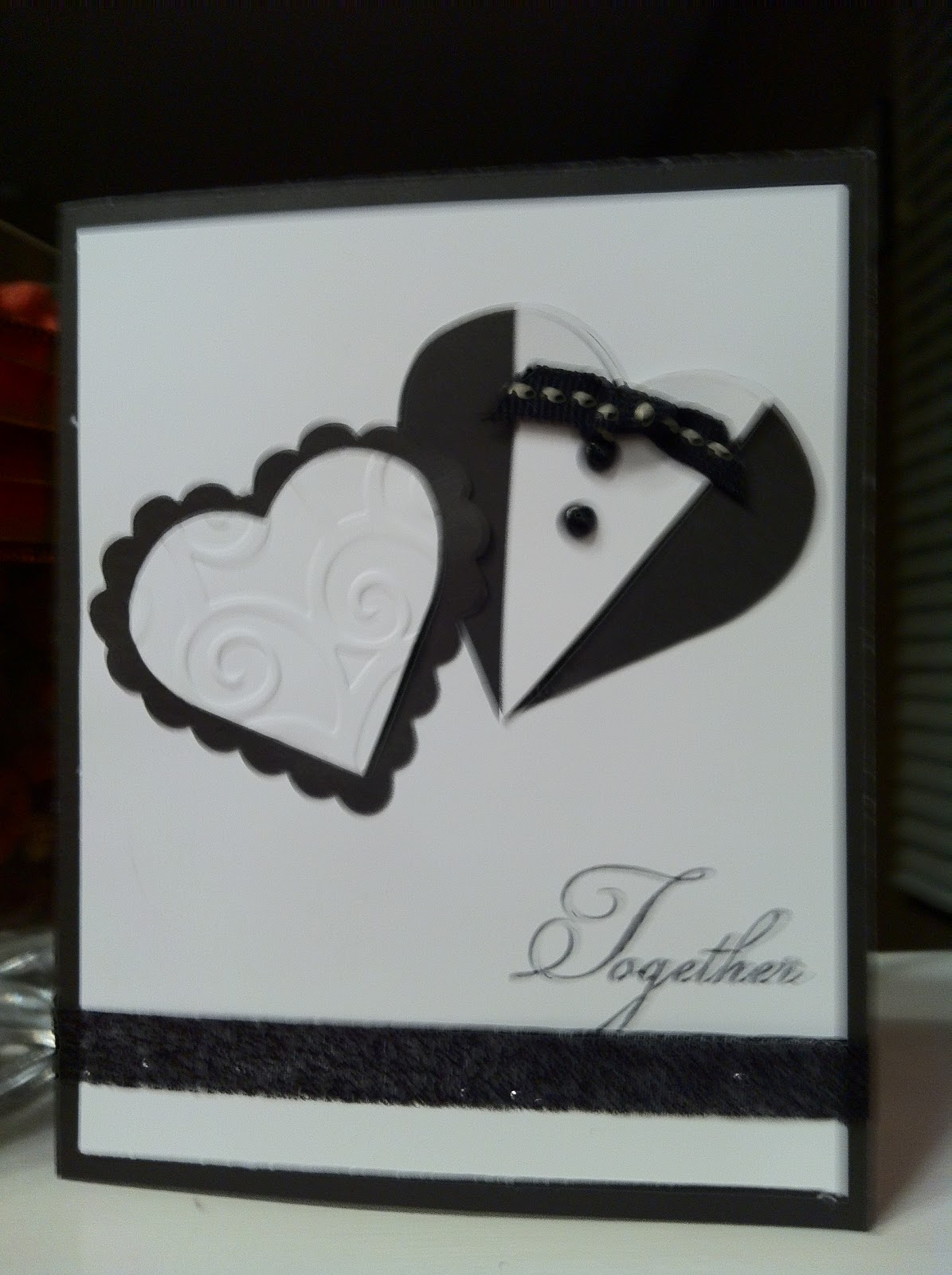 Tucker lover cute anniversary and wedding card using