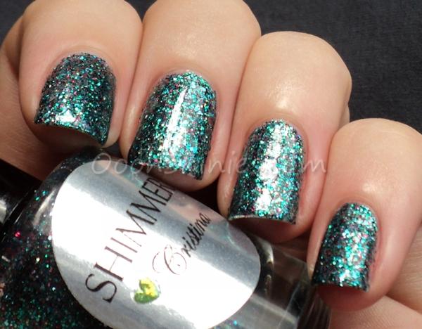 Shimmer Polish Cristina