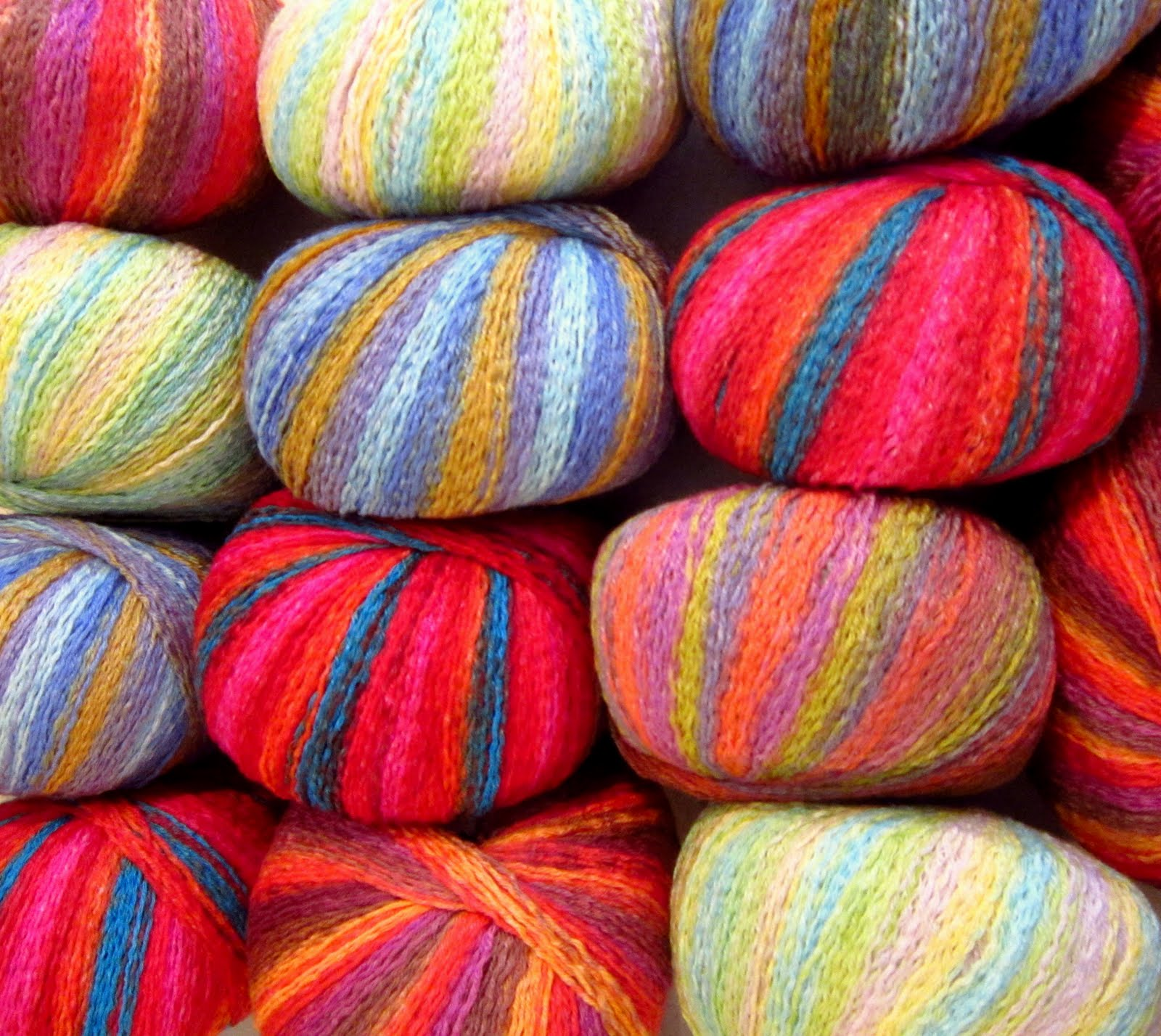 Lancaster Yarn Shop: New Sock Yarn from Ty-Dy Socks