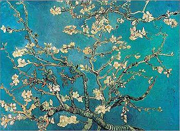 Ramo di mandorlo fiorito - Van Gogh