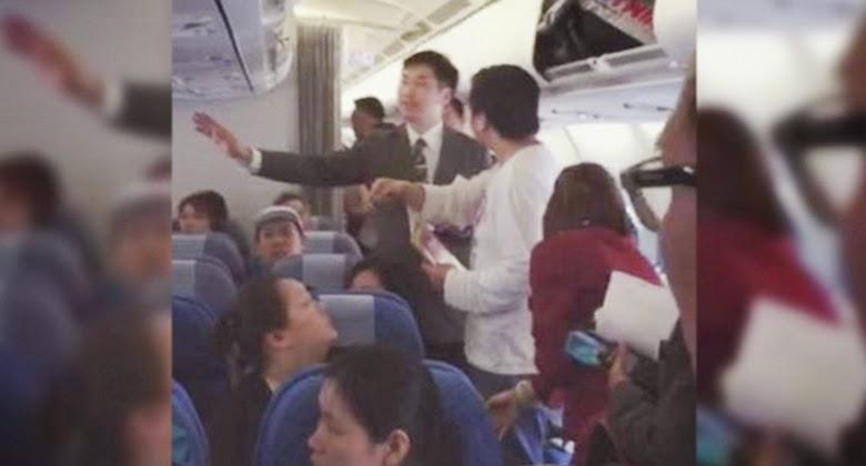 Tidak Mengikuti Peraturan Penerbangan, Satu Keluarga Diusir dari Pesawat