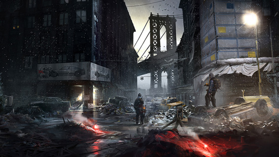 Tom Clancy's The Division para Xbox One e PS4