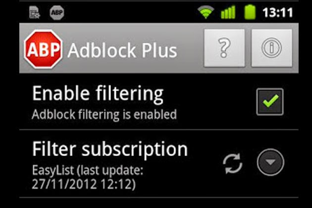 chrome android adblock