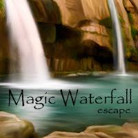 Magic Waterfall Escape Solucion