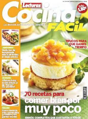 Lecturas cocina f cil septiembre 2012 pdf descargar - Revista cocina facil lecturas ...