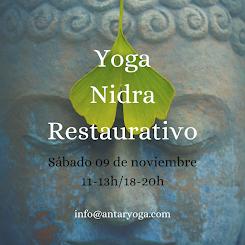 Masterclass  Yoga Restaurativo