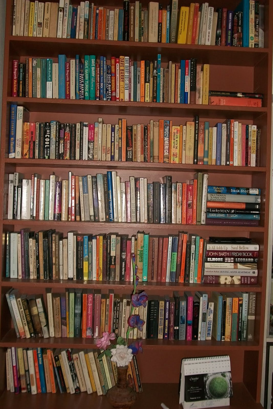 If There Are Too Many Books In Your Life Bound To Be Bookshelves It Sooner Or Later For Long Ive Lived With Just One Bookshelf And Now
