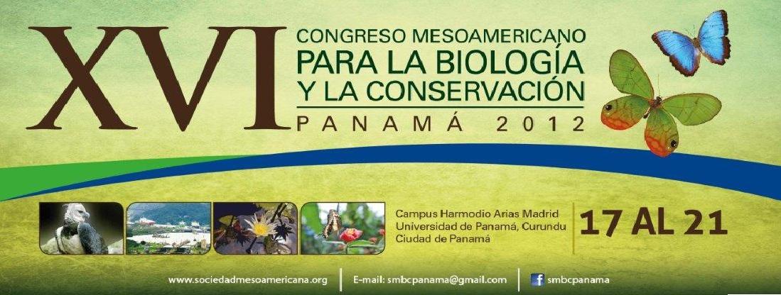 XVI Congreso SMBC - PANAMA 2012