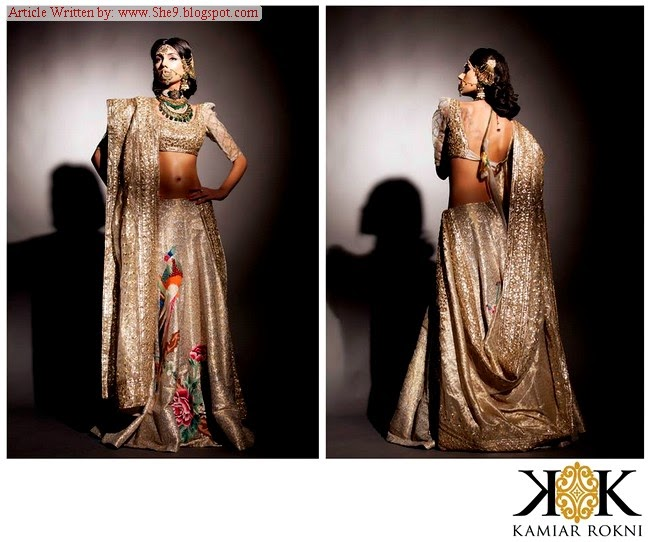 Kamiar Rokni Bridal Collection 2015-2016