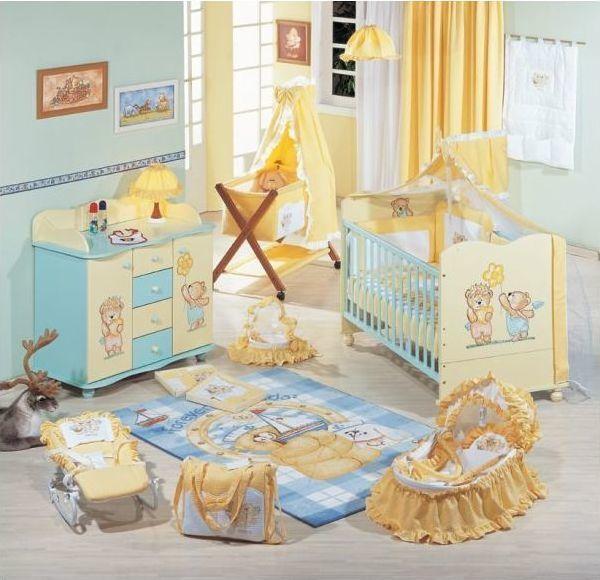 Βρεφικά Κρεβάτια & Κούνιες Μωρού