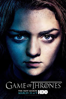 Game of Thrones posters - Arya