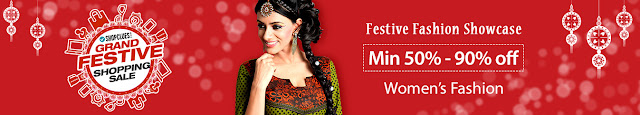 Grand Festive Shopping Fest, Shop : get Upto 80% off & 25% Cashback :Buytoearn