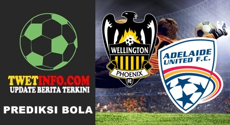 Prediksi Wellington Phoenix vs Adelaide United