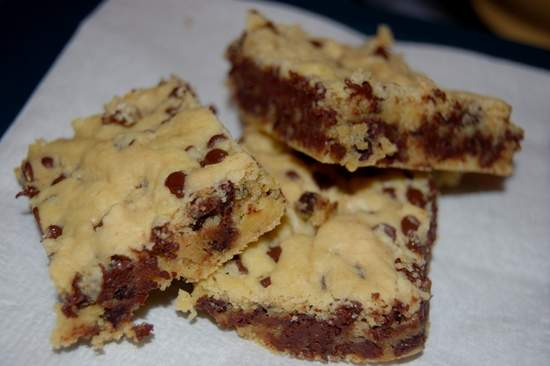 Bar Cookies From Cake Mix Recipes — Dishmaps