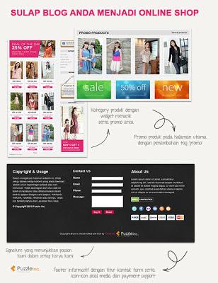 Desain Web Untuk Toko Online