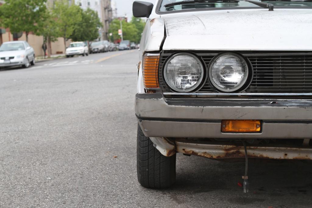 THE STREET PEEP: 1980 Volkswagen Dasher Diesel Wagon