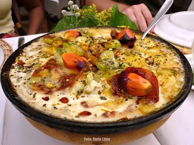 Restaurante Paraíso Tropical: Moqueca Vegetariana