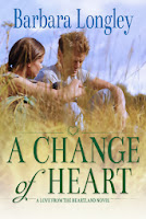 A Change of Heart book cover.
