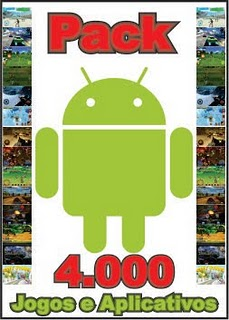 celular Download   Aplicativos e Jogos Android 4,000   (Exclusivo 2011)