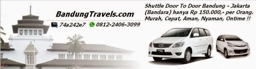 Travel Door To Door Bandung Bandara Jakarta Soekarno Hatta - Halim Perdana Kusumah