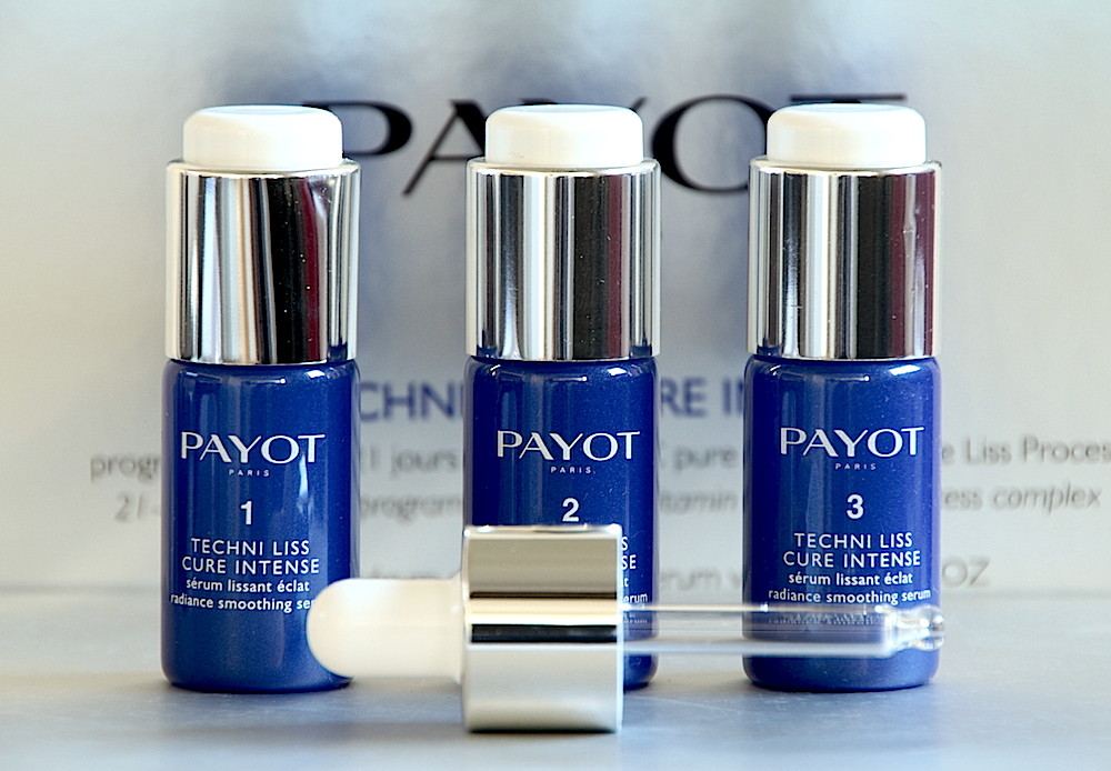 payot techni liss cure intense de la vitamine c pure svp kleo beaut. Black Bedroom Furniture Sets. Home Design Ideas