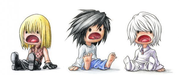otakus kawaii: death note