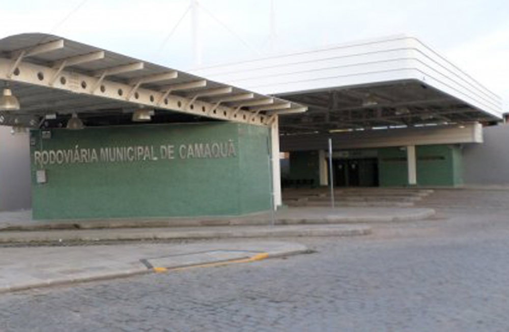 RODOVIÁRIA MUNICIPAL DE CAMAQUÃ