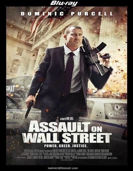 Assault on Wall Street - Borsaya Saldır (2013) afis