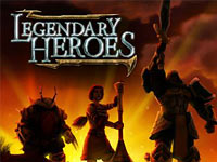 Jogo Legendary Heroes Android