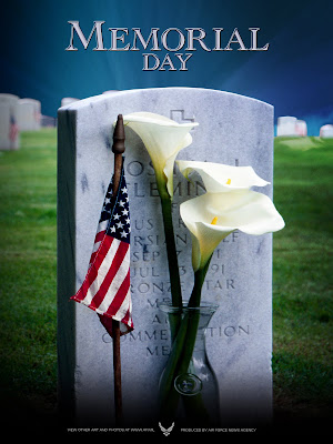 Free Memorial Day PowerPoint Background 9