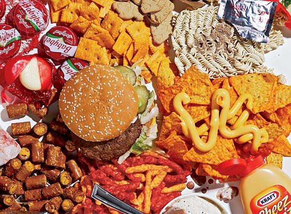 Dia do lixo é interessantes para praticante de musculação? Junk_Food