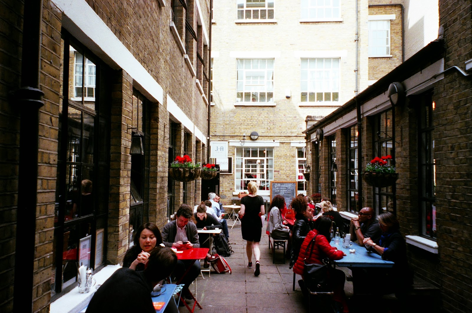J&A Cafe London Clerkenwell