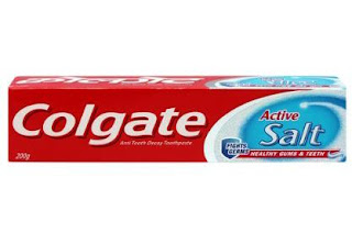 Colgate Active Salt Toothpaste