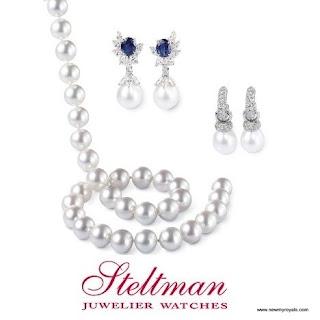 Pearl jewelery jeweler Steltman steltman juwelier