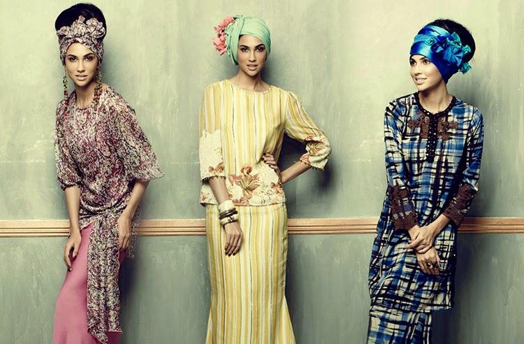 Model Baju Muslim Wanita Turkey