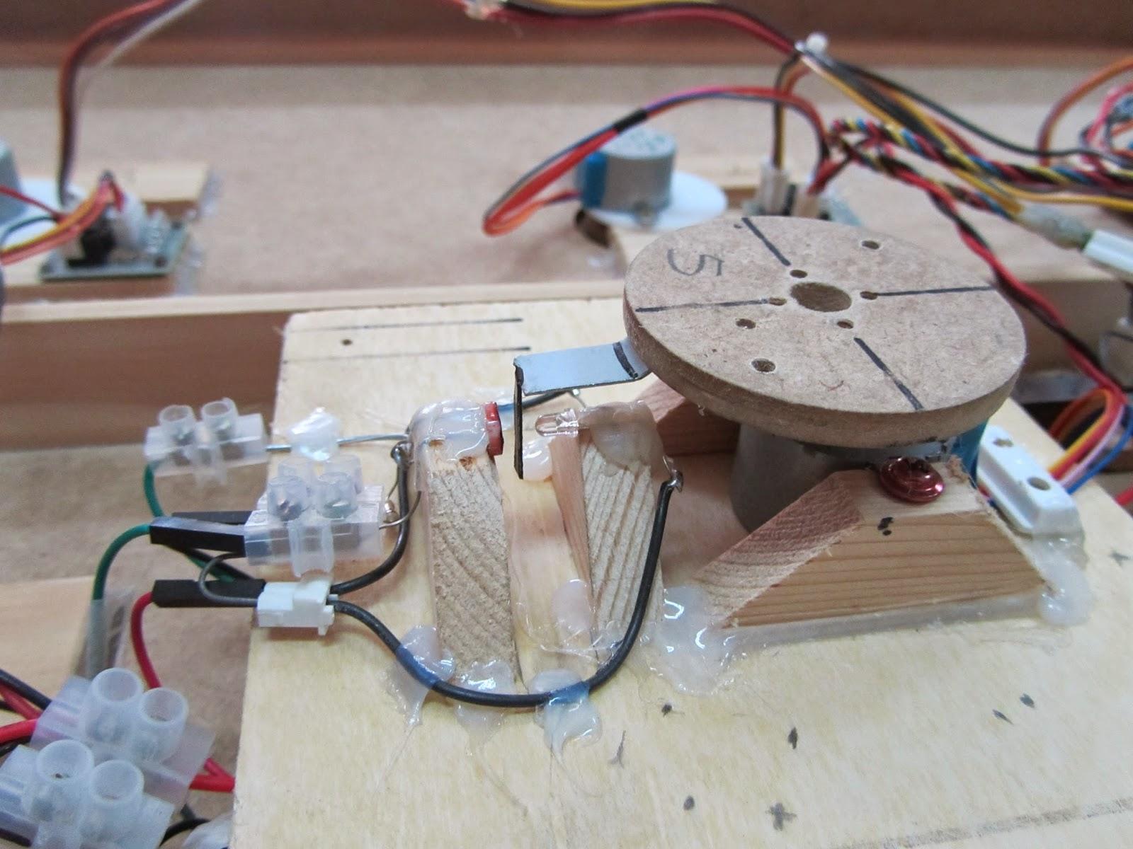 Experimentos artísticos con arduino pd processing vpt
