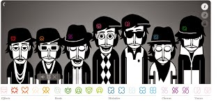 INCREDIBOX. MEZCLADOR DE VOCES.